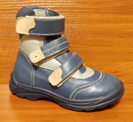 Ботинки зимние Тотто 210-3,01,18, цвет синий, размеры 26-30 - фото 5230