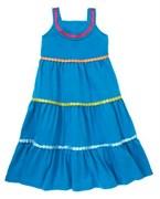 Платье-сарафан Gymboree, цвет синий.