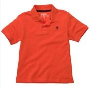 Футболка-поло Oshkosh, цвет оранжевый