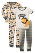 """Комплект пижам """"Африканские животные"""""""