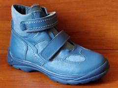 Ботинки зимние Тотто 211-3,13, цвет синий, размеры 26-30