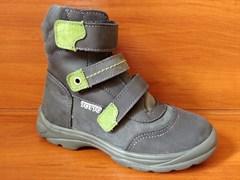 Ботинки зимние Тотто 210-51,71,064, цвет черный, размеры 26-30