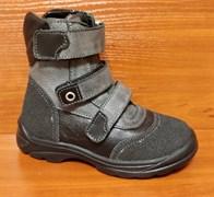 Ботинки зимние Тотто 210-21,1,52, цвет черный, размеры 26-30