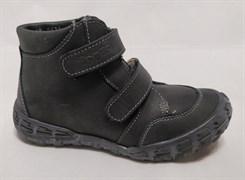 Ботинки на байке Тотто 201-Б-51 (черный), размеры 26-30
