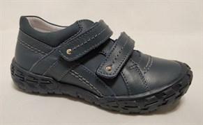 Полуботинки Тотто 223-3,13, цвет синий, размеры 26-33
