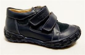 Полуботинки Тотто 224-3,13, темно-синий, размеры 26-33