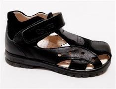 Босоножки Тотто 070-91,1, цвет черный, размеры 27-31
