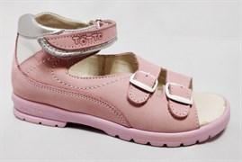 Босоножки Тотто 10211-7,17,9,022, розовый, размеры 27-31