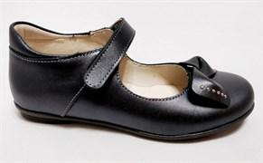 Туфли Тотто 10204/2-2, цвет черный, размеры 26-29